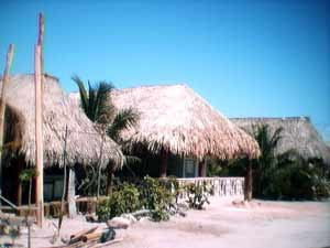 Palapa covered campers