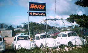 Cancun Airport Hertz